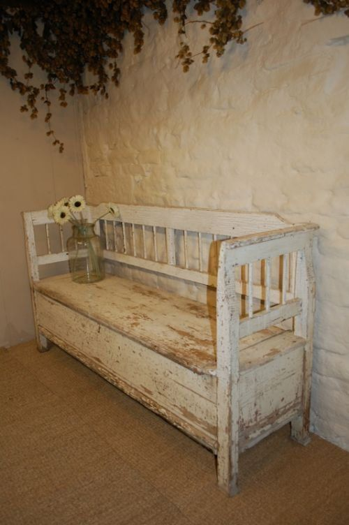 1000+ Ideas About Wooden Bench With Storage On Pinterest
