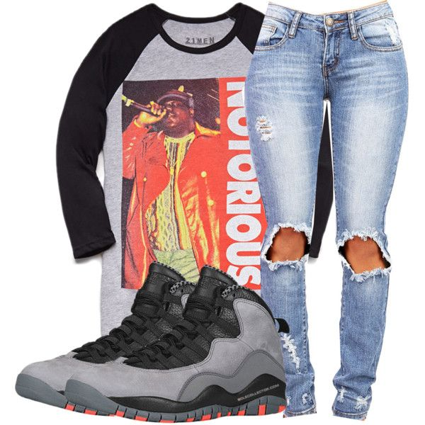 A fashion look from October 2014 featuring blue jeans. Browse and shop related looks.