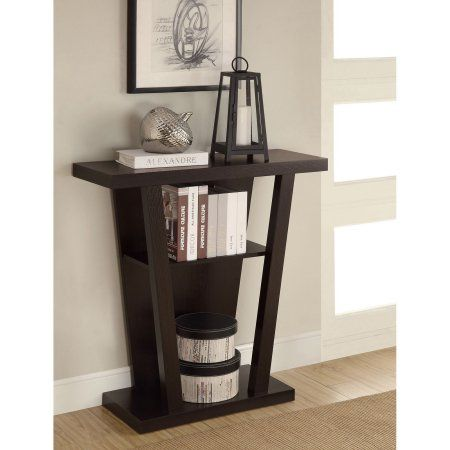 Home In 2020 Wooden Console Table Wooden Console Modern
