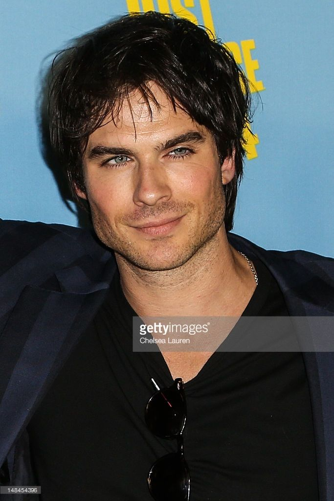 Actor Ian Somerhalder arrives at Entertainment Weekly's Comic-Con celebration at Float at Hard Rock Hotel San Diego on July 14, 2012 in San Diego, California.