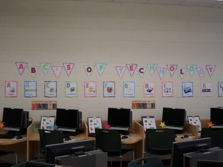 Abc S Of Technology Computer Lab Decorteaching