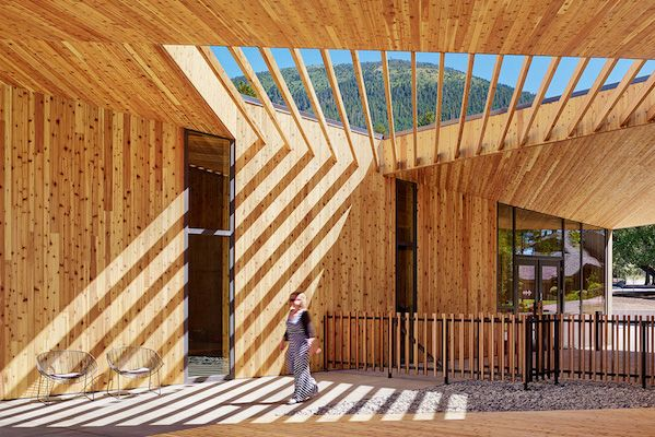 Calling all architects interested in Real Cedar.