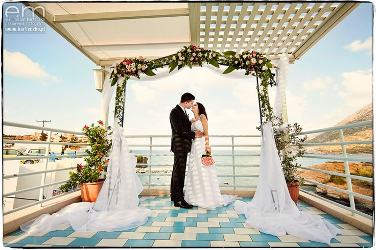 wedding in Greece, www.barteczko.pl