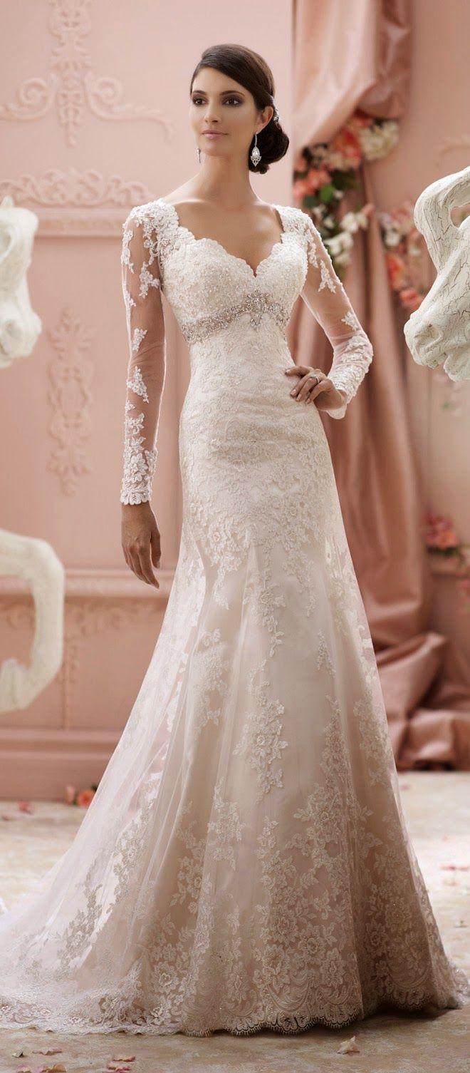 El vestido perfecto para mi Boda en Diciembre winter-wedding-dress-3a.jpg 660×1,505 pixeles