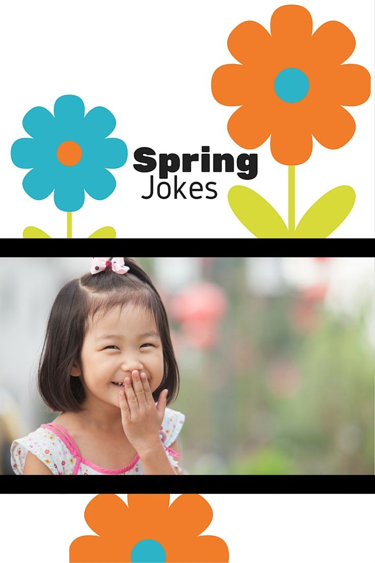 31 printable spring jokes!!! My kids are going to love these