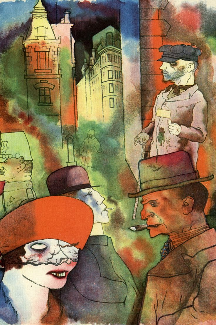 George Grosz is widely recognised as one of the great 20th century German Expressionist artists. Learn more about his life in our article.