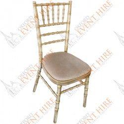 Goldwash Chiavari Chair. https://www.oxfordeventhire.co.uk/chairs/51-chivari-goldwash-chair.html