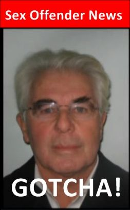 GOTCHA! Serial sex offender and paedophile Max Clifford jailed for just 8 years