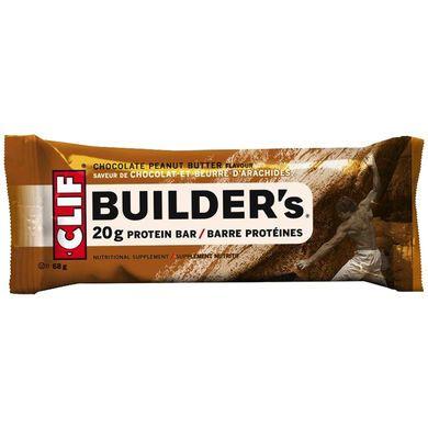 Barre Builder's au chocolat et beurre d'arachides de Clif Bar > Mountain Equipment Co-op. Livraison gratuite disponible