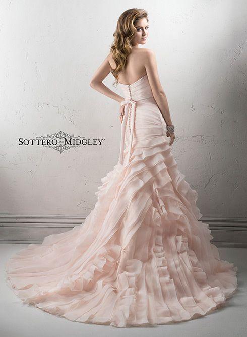 "Signature Bridal Salon - Sottero & Midgley ""Sorrento"""