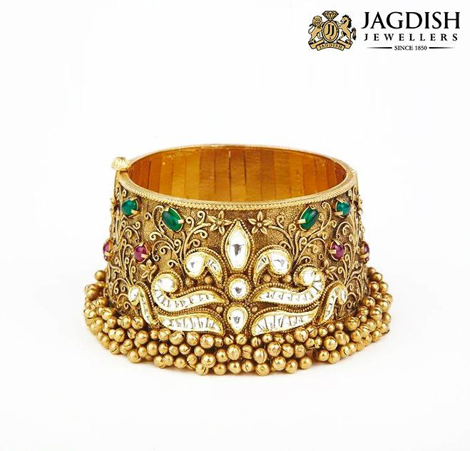 Gold Bangle - Jagdish Jewellers