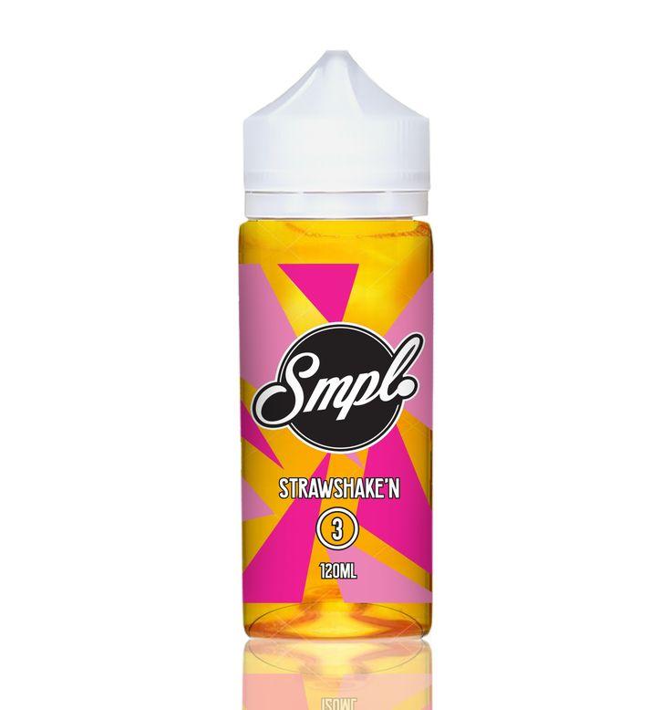 SMPL StrawShake'N