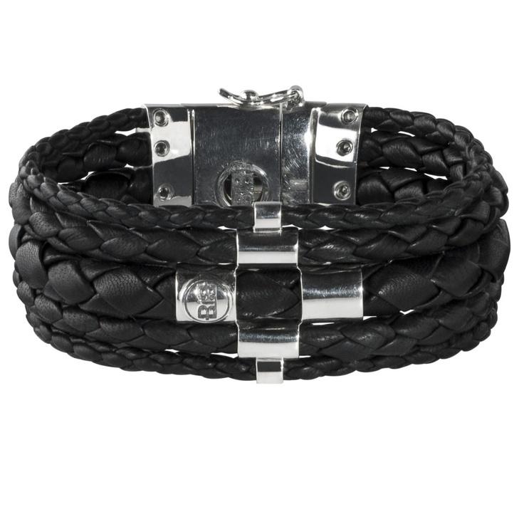 Buddha to Buddha Leather Bracelet Desiree XL http://www.selectedlabels.com/sieraden/buddha-to-buddha/buddha-to-buddha-lederen-armband-desiree-xl-black.html