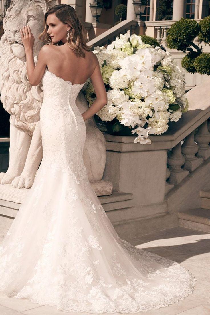 112 best casablanca wedding dresses images on pinterest wedding casablanca bridal 2163 by casablanca bridal junglespirit Images