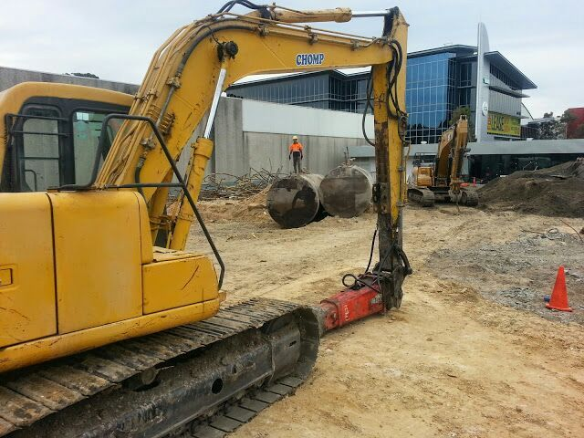 Looking for reliable excavation contractors in Sydney, is Chomp. We are professional and experience demolition service provider. For more details visit our website