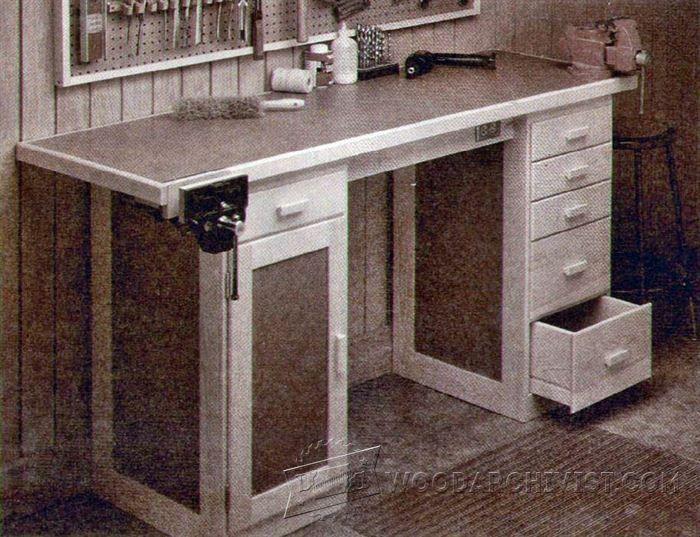 Workshop Cabinets - Workshop Solutions Plans, Tips and Tricks | WoodArchivist.com