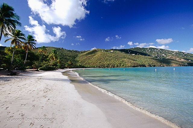 One of my most favorite beaches ever!!! I loved it here!! St. Thomas, US Virgin Islands...Magens Bay Beach.