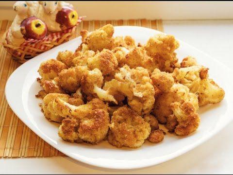 Цветная капуста в кляре / Cauliflower in Batter recipe - YouTube