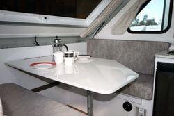 Cruise dinette Cruise  Avan Campers Caravans & Motorhomes