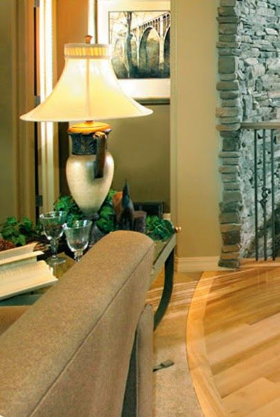 Gorgeous Transition From Hardwood Flooring To Carpet
