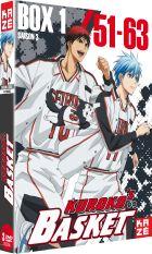 Kuroko's Basket - Saison 3, Box 1/2