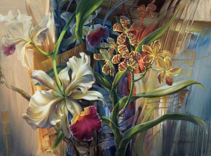 работы художника Vie Dunn-Harr - 04