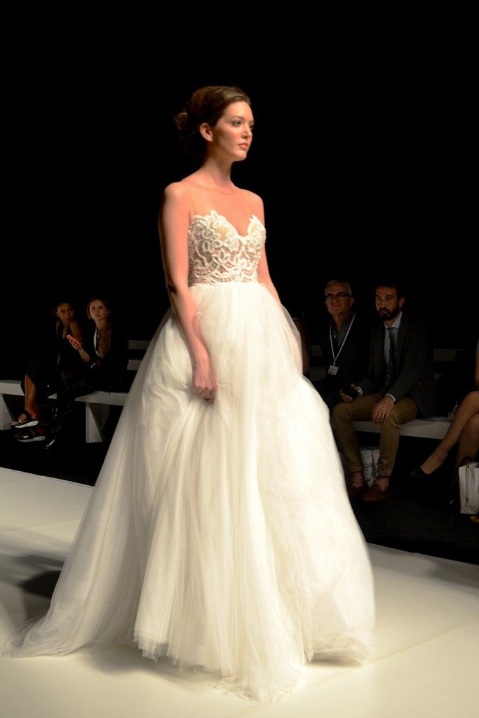 Illusion bodice bridal trend www.freyarose.com