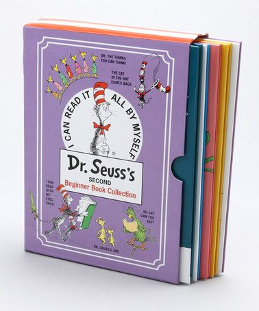 Another great find on #zulily! The Cat in the Hat Comes Back Beginner Book Collection Set by Dr. Seuss #zulilyfinds