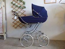 Gesslein Fashion Royale Nostalgie Kinderwagen zum Schnäppchenpreis vintage pram                                                                                                                                                                                 Mehr
