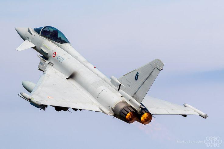 https://flic.kr/p/Wc7viR | Eurofighter Typhoon MM7304 4-21 Italian Air Force