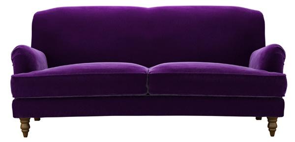 oh yes pleasePurple Sofa