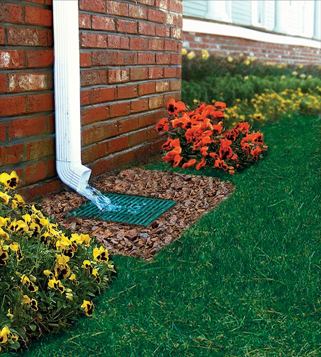 12 Best Underground Drainage North Side Of House Images On