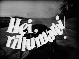 Vanhat suomalaiset elokuvat [Old Finnish movies], 1954