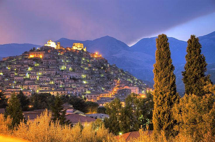 ITALY, MORANO CALABRO, CALABRIA