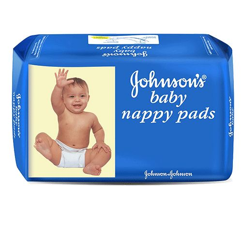 J&J Baby Nappy Pads 10Pads Buy Online at Best Price in India: BigChemist.com