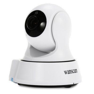Caméra IP Intérieure Rotative 720P Wanscam HW0036 à 18 Bonjour  Après la caméra IP Dome Extérieure 720pWANSCAMHW0038à 46excellent bon plan sur la caméra IP intérieure Rotative 720pWANSCAMHW0036et qui est disponible pour 18.10 en vente flash.  Pour info ces deux nouvelles Wanscam (36 et 38) ont été rajoutéICI dans la page Sélection de caméra IP qui liste entre autres les caméras testées.  La HW0036 et donc une caméra 720porientable qui dispose de 6 LEDsinfrarouges permettant une vison…