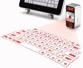Laser Virtual Keyboard