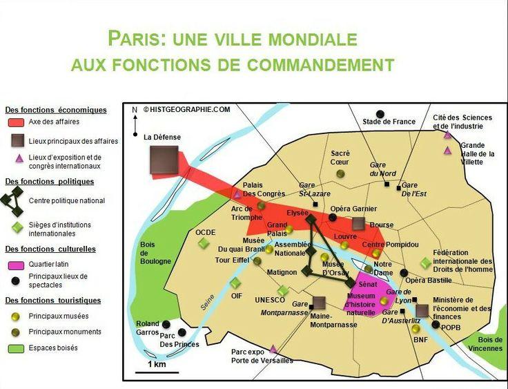 Paris Est Elle Une Ville Mondiale