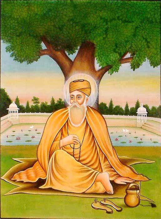 Saints of India - Guru Nanak