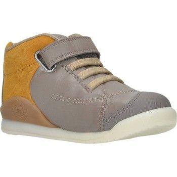 mooie Biomecanics 161163 jongens sneakers (Grijs)