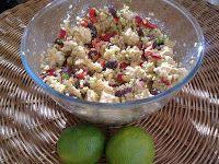 Cook & Book: Cowboy rijstsalade met limoendressing