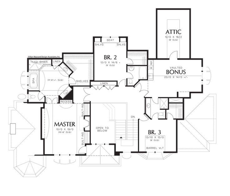 2043 best Sobrados images on Pinterest Floor plans, Mansions and Villa - fresh blueprint awards winners