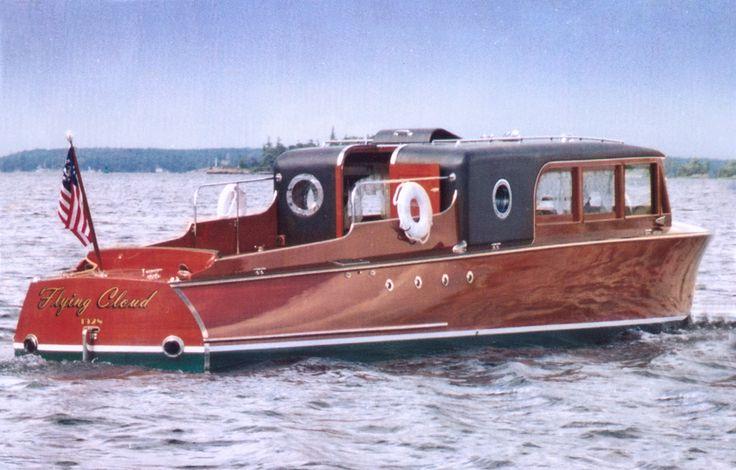 Flying Cloud Al Capone Boat