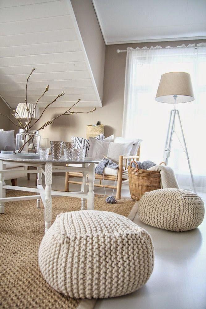 Vicky's Home: Home tour: Una casa escandinava / A scandinavian house