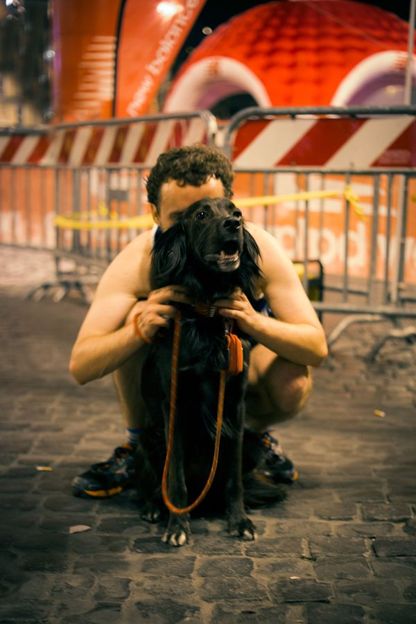 Romans Love Dogs by Katerina Magazioti, via Behance