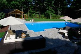 In-ground Pool Swimming Pool Builder Ottawa #11a