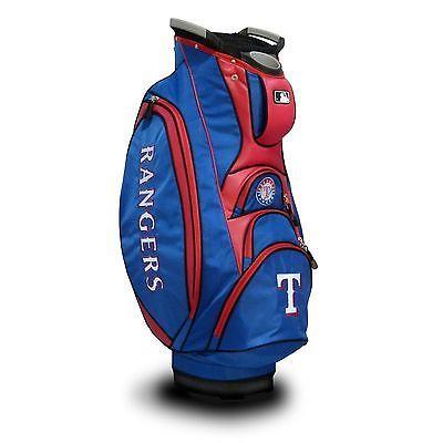 Golf Club Bags 30109: New Team Golf Mlb Texas Rangers Victory Cart Bag -> BUY IT NOW ONLY: $167.95 on eBay!