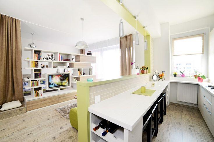 Cristina Bordoiu project modern apartment