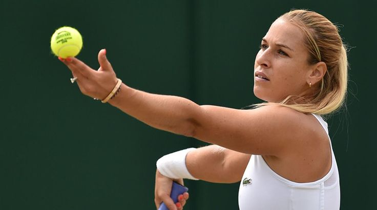 Slovak tennis ace Dominika Cibulkova has proved why Wimbledon smells like heaven to so many people. The beauty has been holding court over her ability to identify the smell of different tennis balls –...