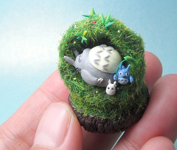 Hey, I found this really awesome Etsy listing at https://www.etsy.com/listing/241569959/sleeping-oh-totoro-2-the-three-totoros